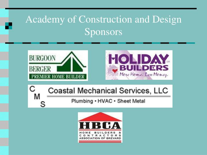 Academy of Construction and Design