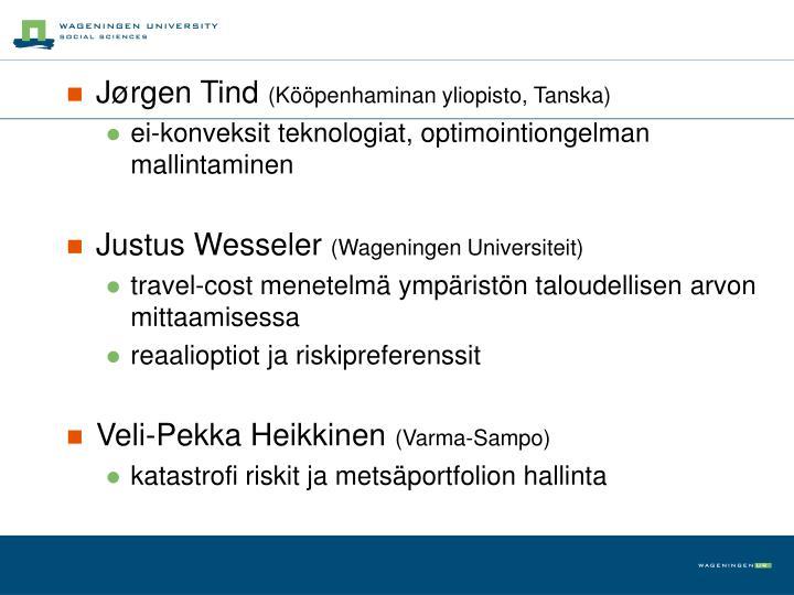 Jørgen Tind