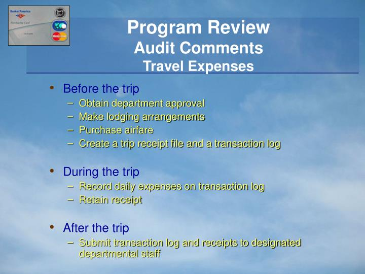 Program Review