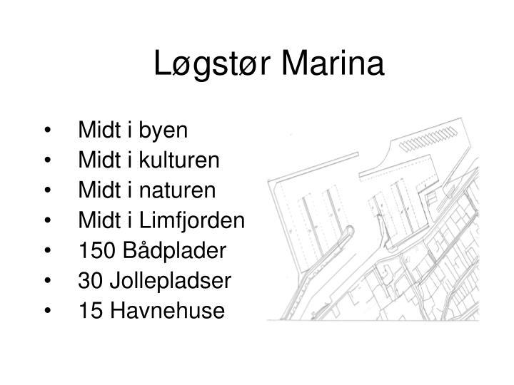 Løgstør Marina