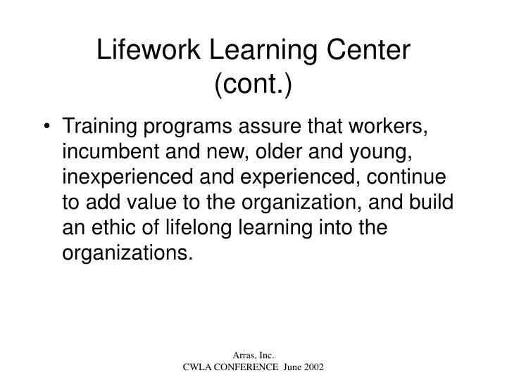 Lifework Learning Center