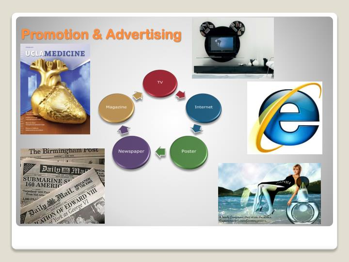 Promotion & Advertising