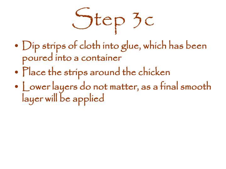 Step 3c
