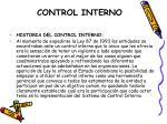 control interno1