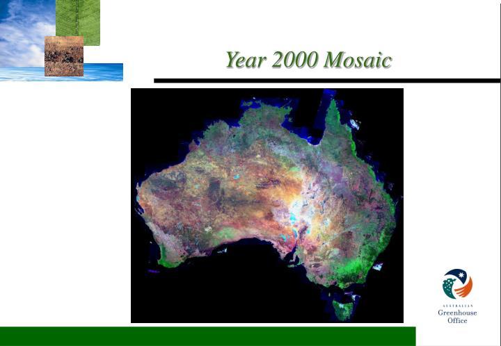 Year 2000 Mosaic