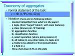 taxonomy of aggregates2