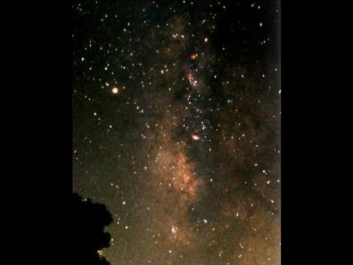 Milky Way from Iowa