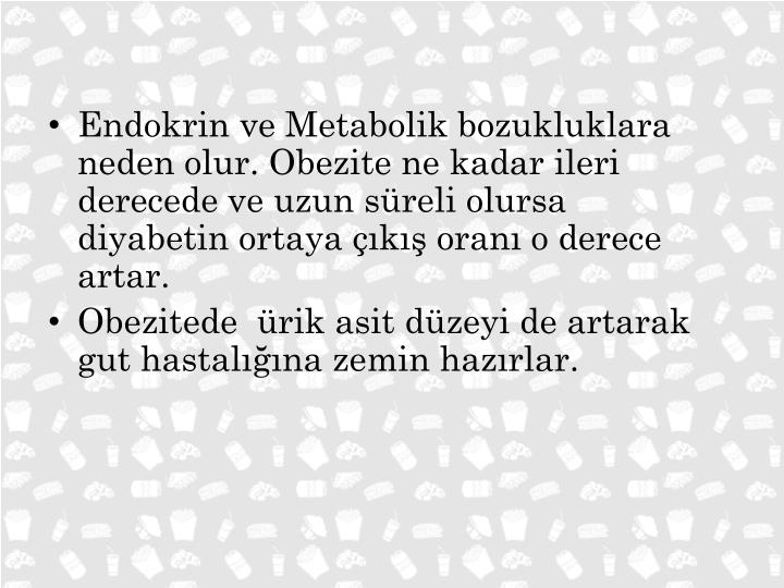Endokrin ve