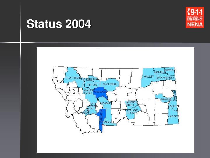 Status 2004