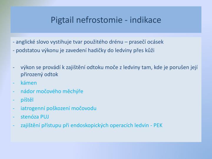 Pigtail
