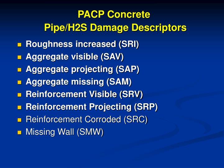 PACP Concrete