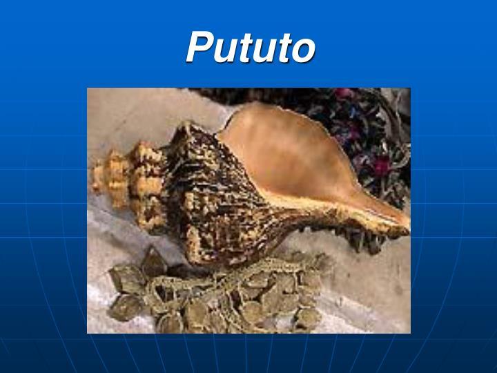Pututo