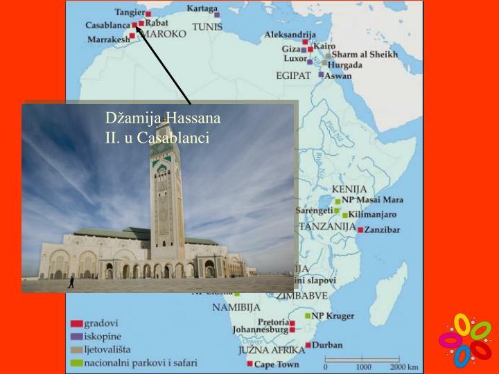 Džamija Hassana II. u Casablanci