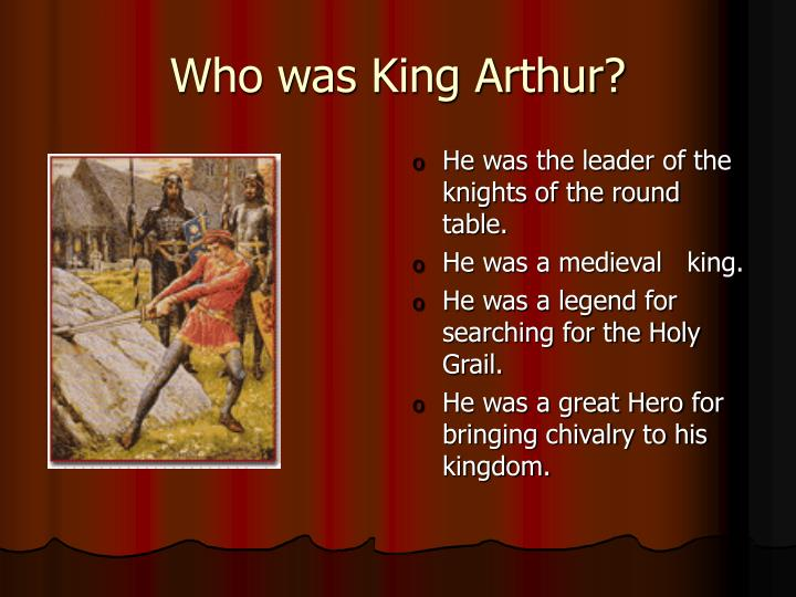 Ppt King Arthur Powerpoint Presentation Id 3910601