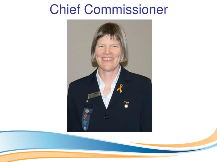 Chief Commissioner