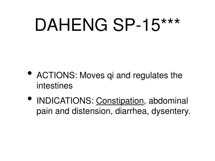 DAHENG SP-15***