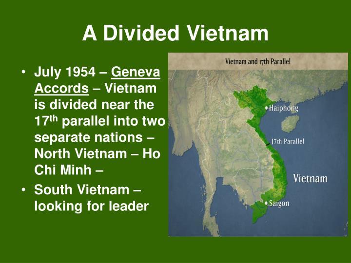A Divided Vietnam