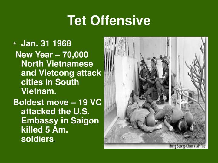 Tet Offensive