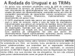 a rodada do uruguai e as trims2