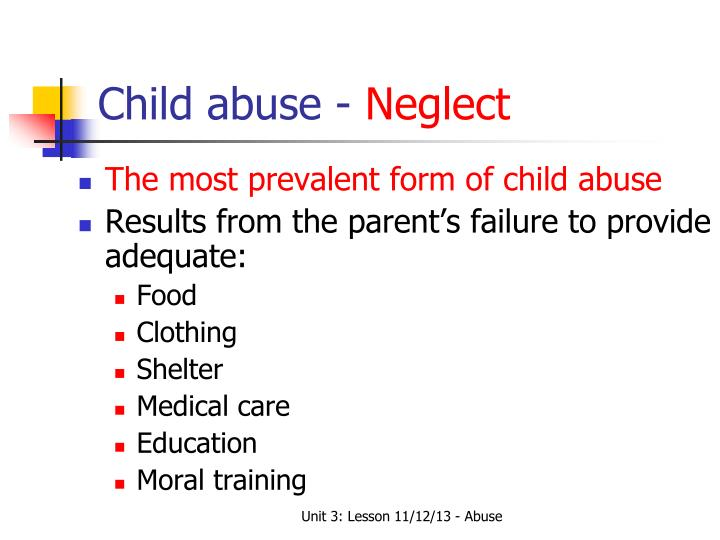 affects of child abuse and neglect The mission of the joyful heart foundation is to heal, educate and empower survivors of sexual assault, domestic violence and child abuse, and to shed light into the.