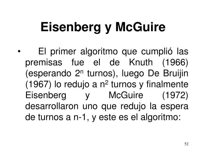 Eisenberg y McGuire