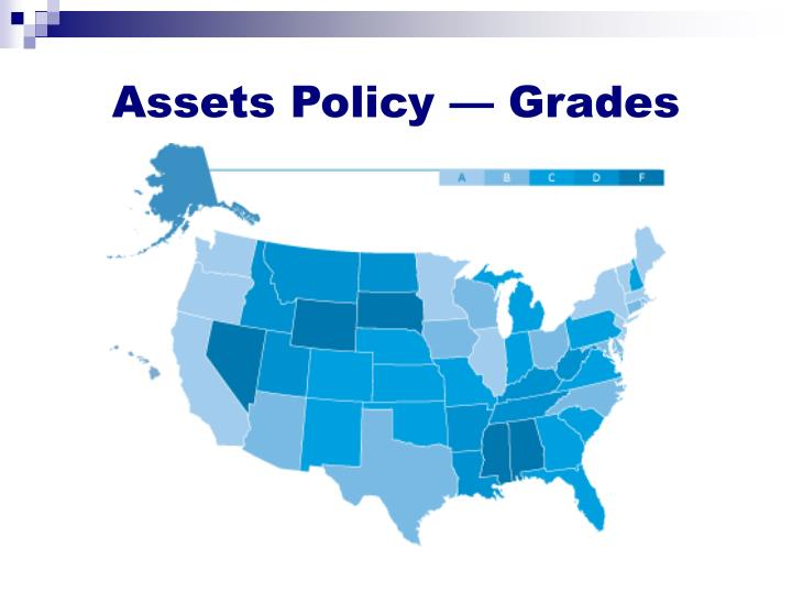 Assets Policy