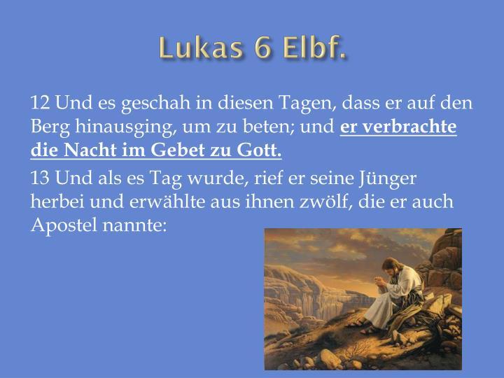 Lukas 6