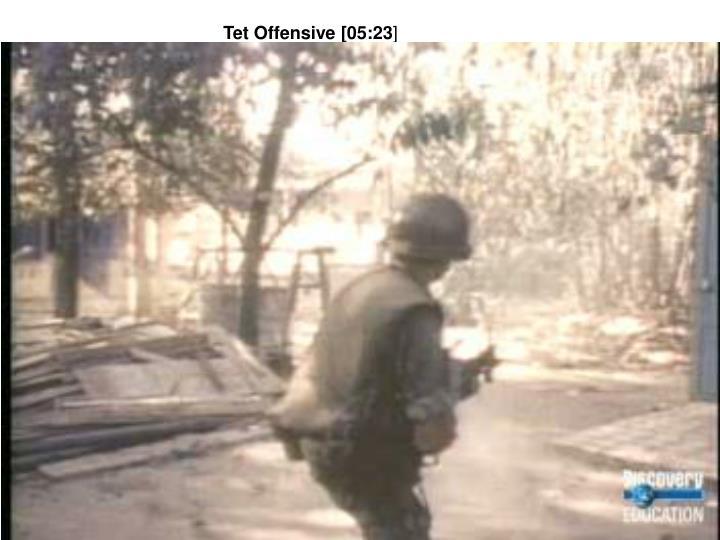 Tet Offensive [05:23