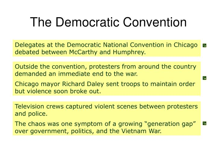 The Democratic Convention