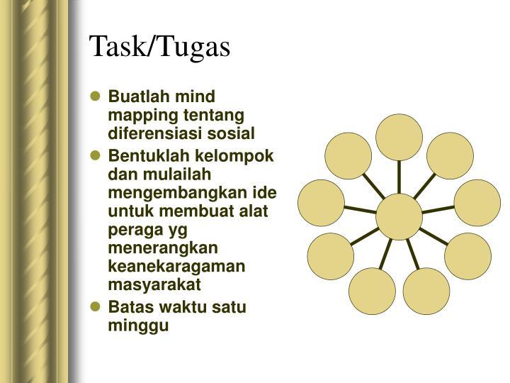 Task/Tugas
