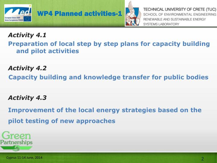 WP4 Planned activities-1