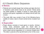 4 3 classic menu sequence9