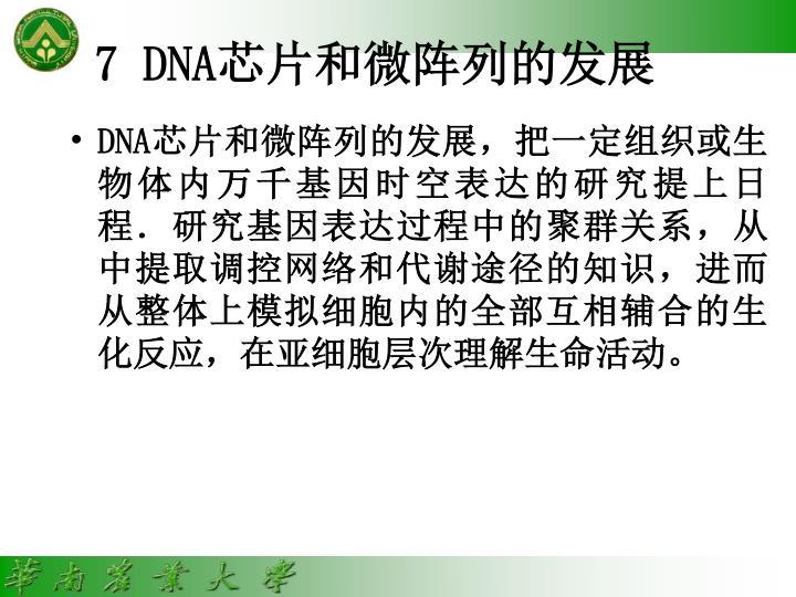 7 DNA