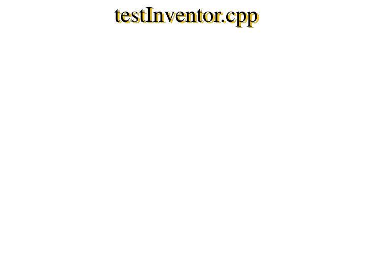 testInventor.cpp