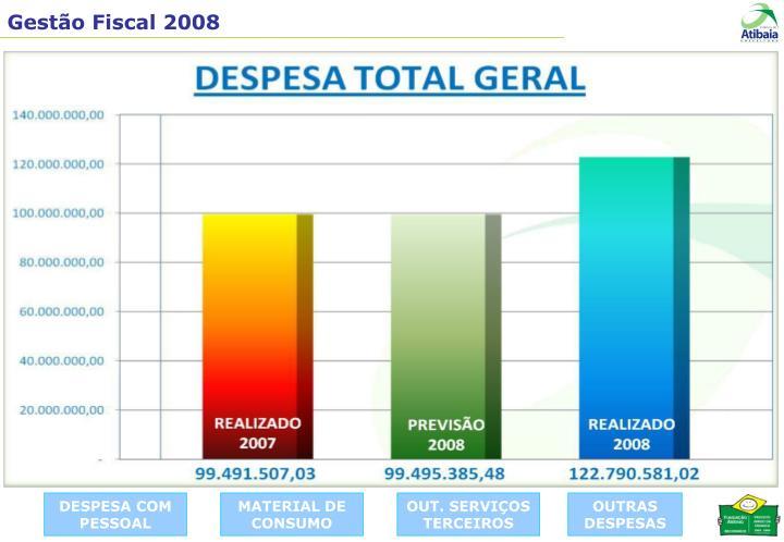 DESPESA COM