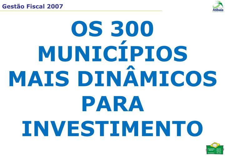 OS 300