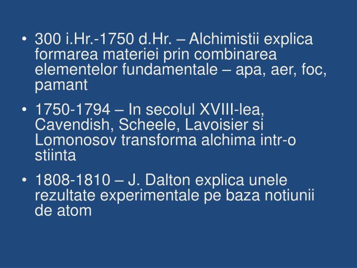 300 i.Hr.-1750
