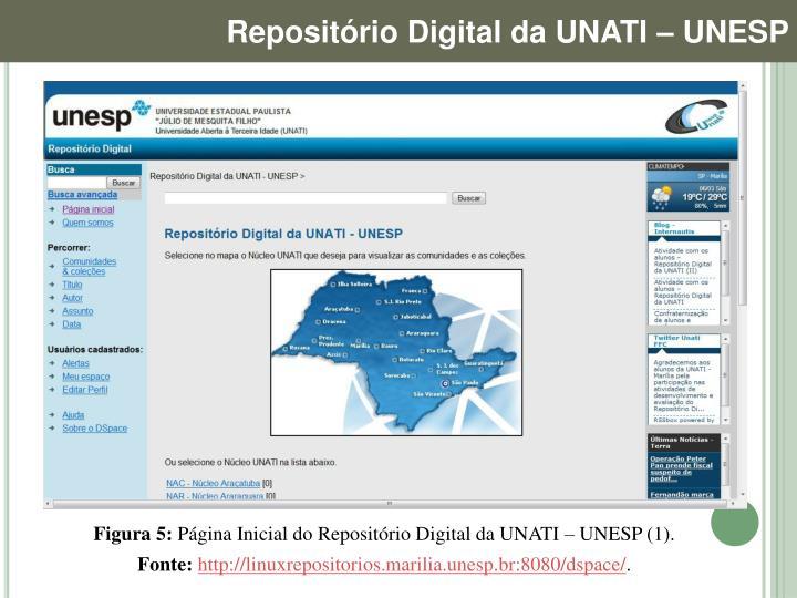 Repositório Digital da UNATI – UNESP