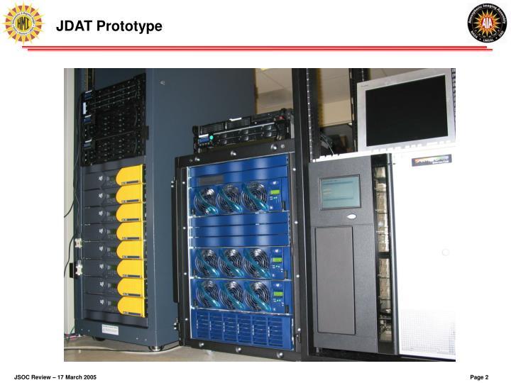 JDAT Prototype