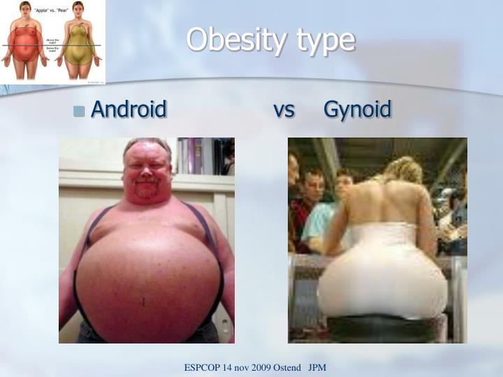 Obesity type