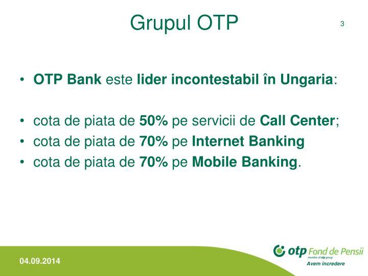 Grupul OTP