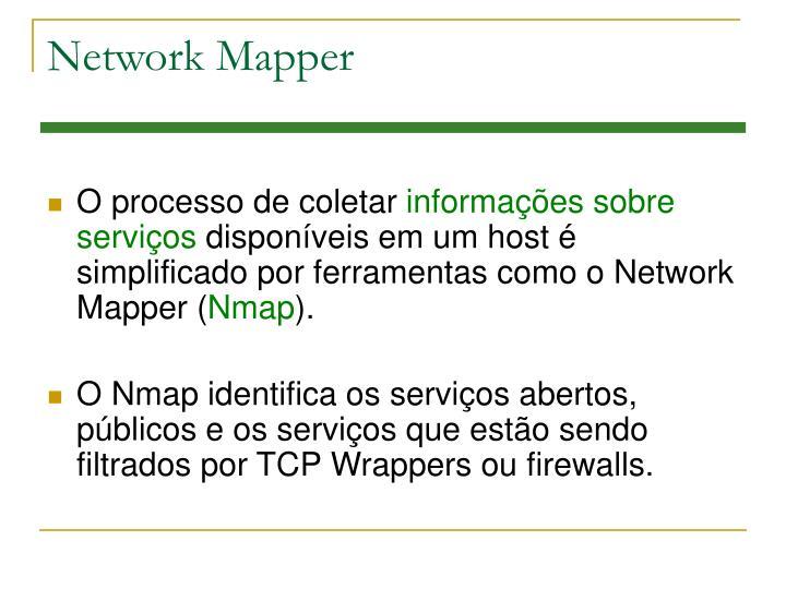 Network Mapper