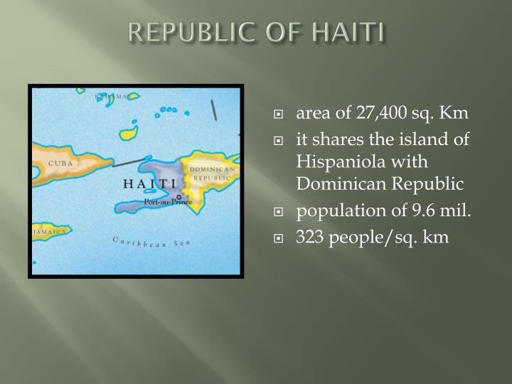 haiti presentation Recommendations to undp: haiti hilary anderson, mary rose axiak, jane franklin.