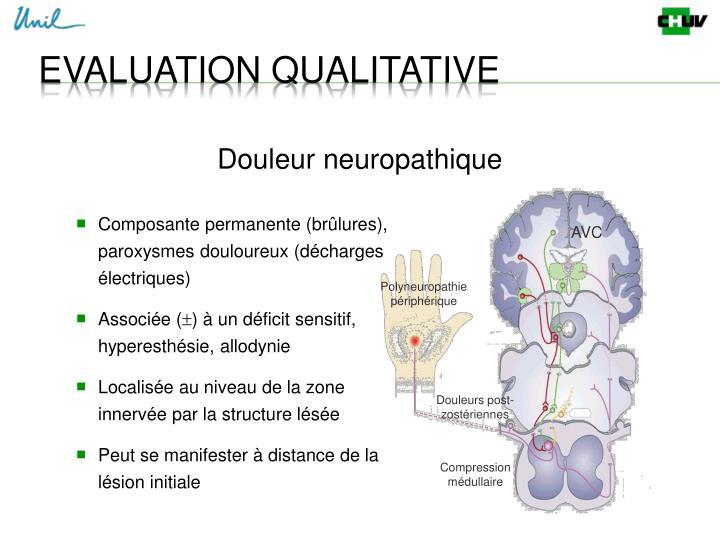 Evaluation qualitative