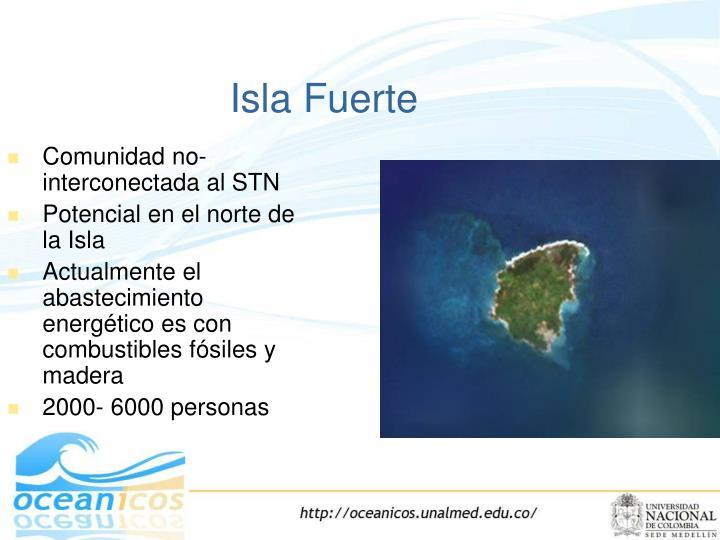 Isla Fuerte