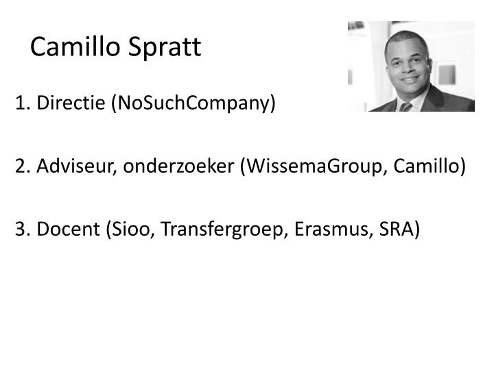 Camillo Spratt