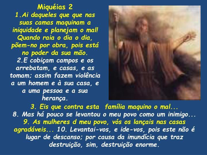 Miquias 2