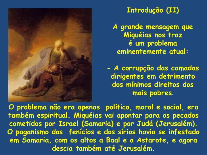 Introduo (II)