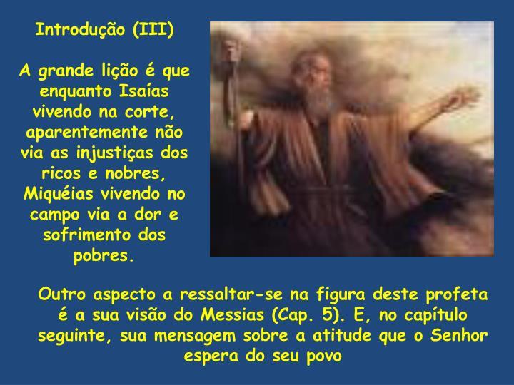 Introduo (III)