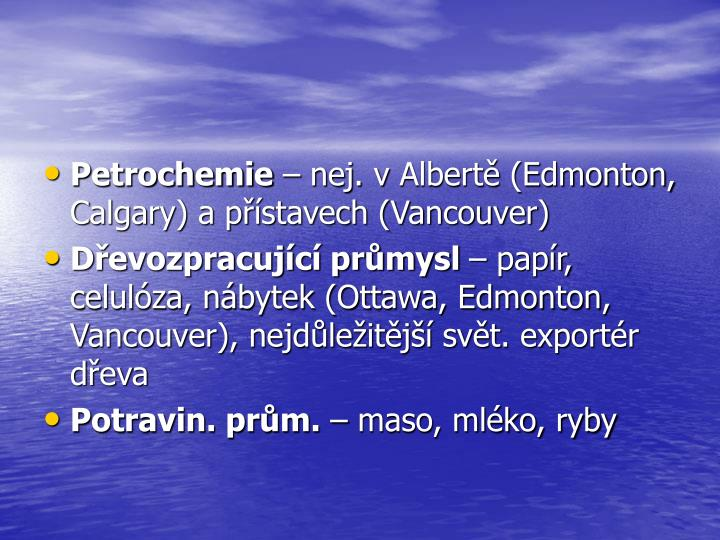 Petrochemie
